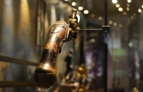 3D формат выставки в Тульском музее оружия