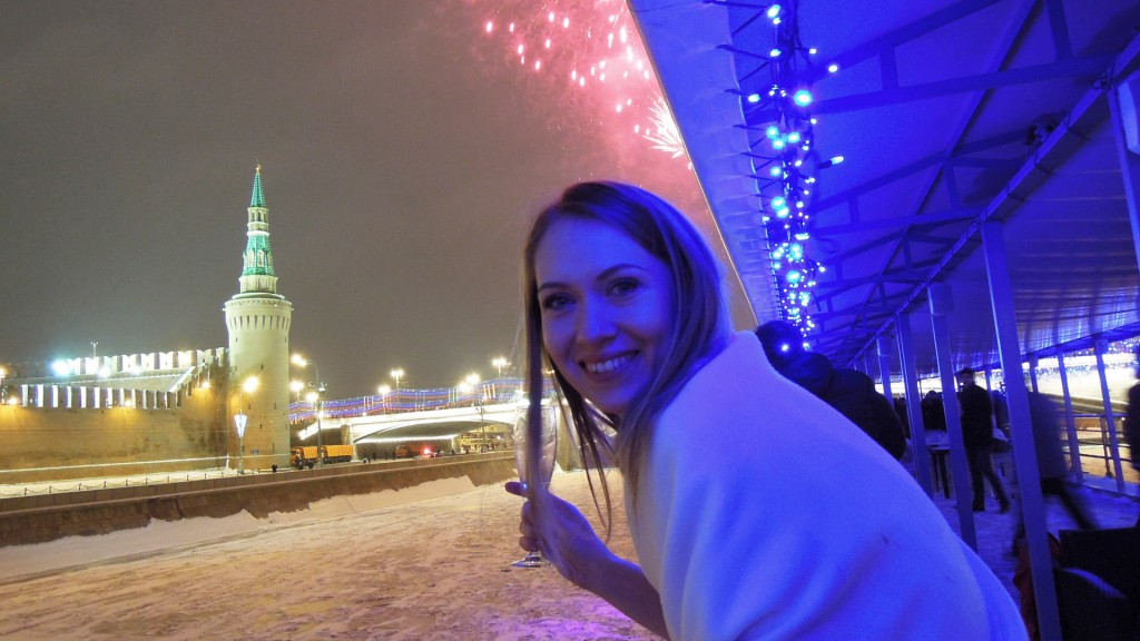 Новый год на River Palace
