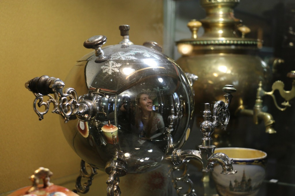 Музей самоваров в Туле