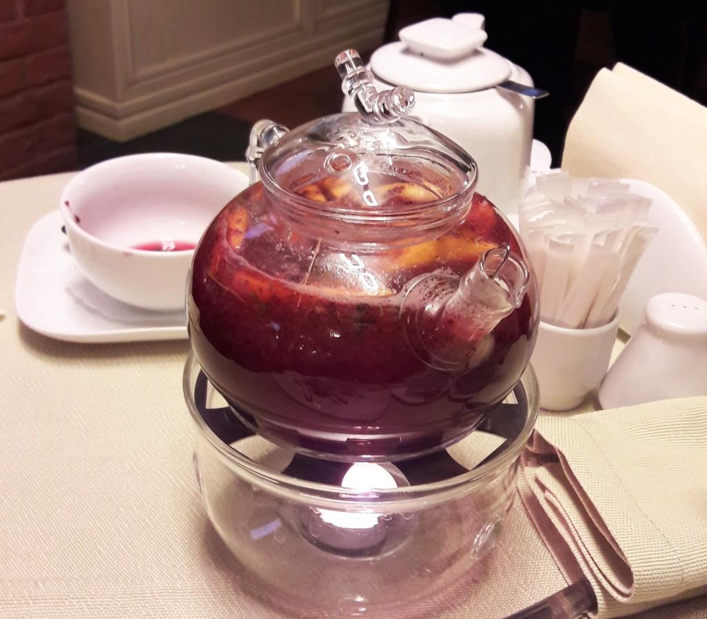 Чай в DaPino