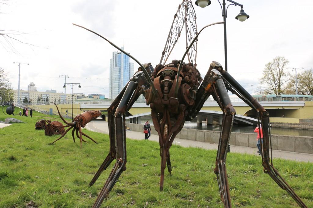 Арт-объекты в Минске