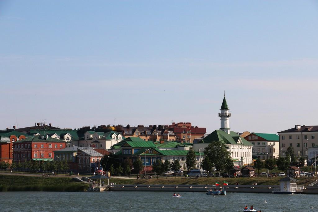 Казань старо-татарская слобода