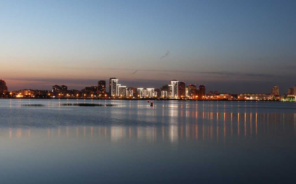 Вечерняя Казанка