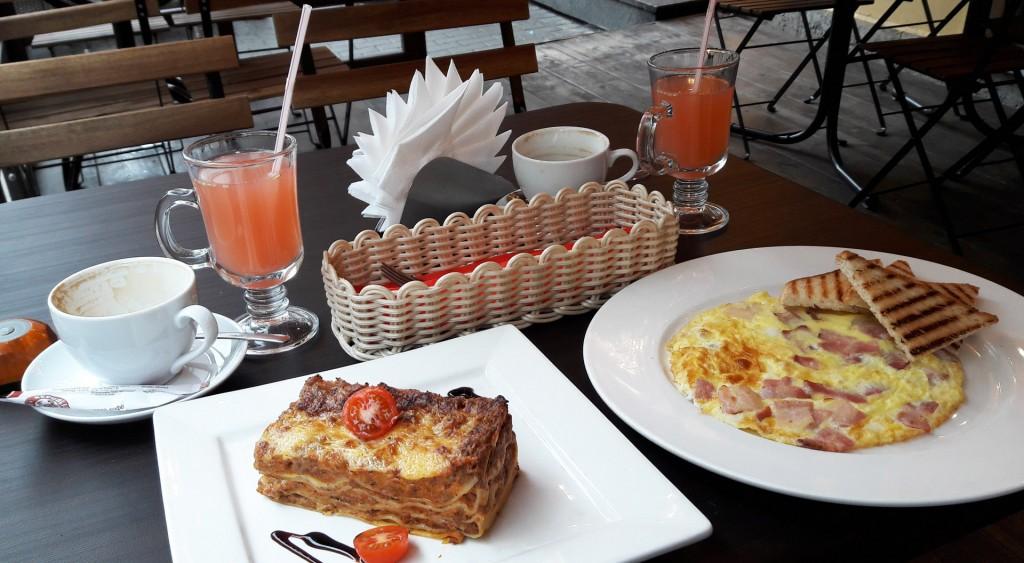 The Coffee & breakfast в Санкт-Петербурге