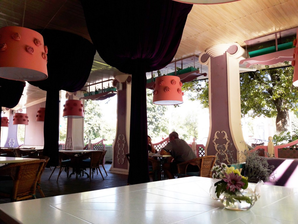 Кафе Алиса в стране чудес Белгород