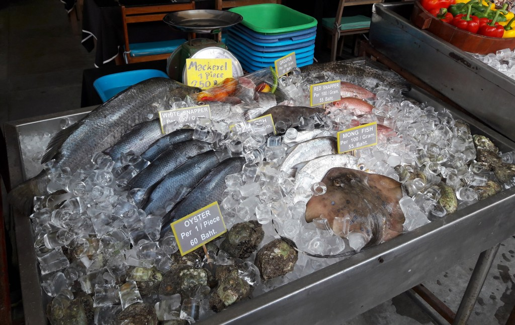 Mali seafood & restaurant